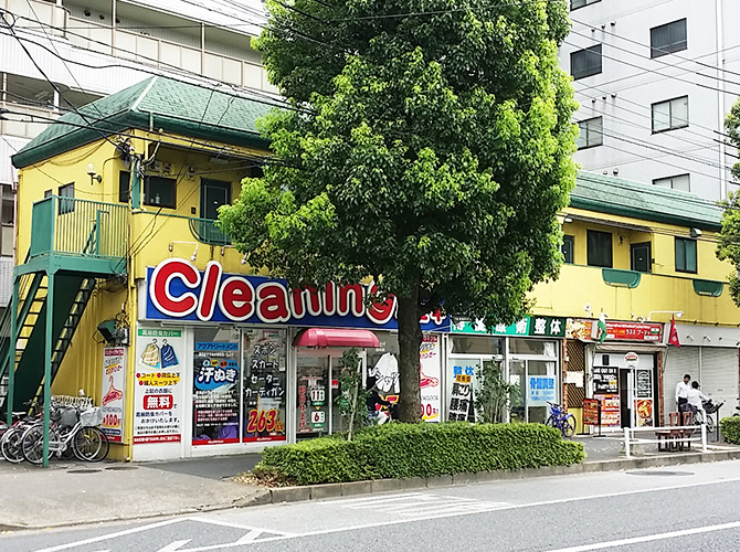 東京都足立区西竹の塚アパートの外壁塗装・屋根塗装工事の施工前