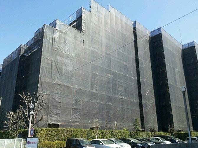外壁塗装施工後