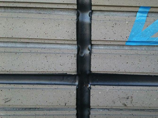 さいたま市中央区ビルの外壁補修・シール工事の施工後