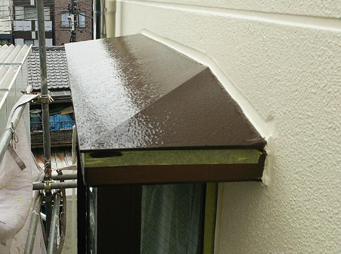 鉄部・木部など各種塗装工事の同時施工が可能です。