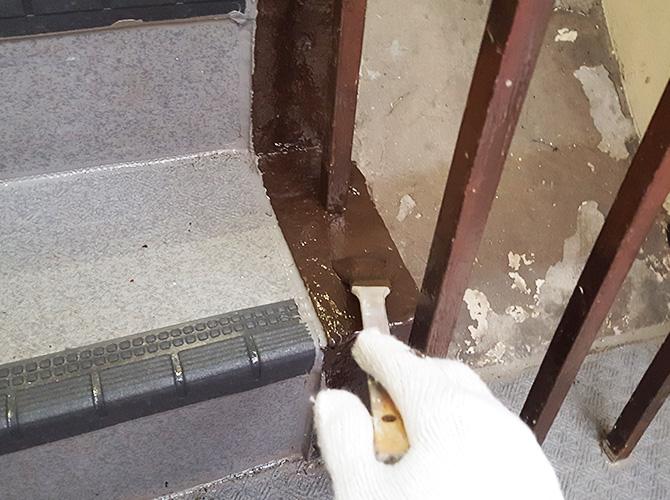 塗装・長尺シート工事など各種工事の施工可能です。