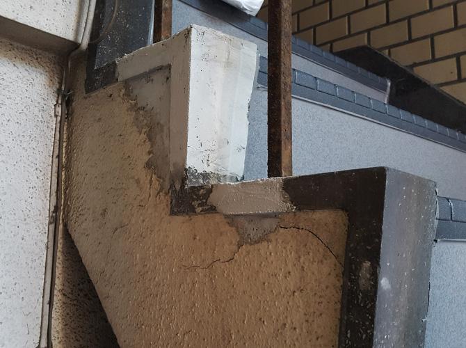 ビルの各種修繕工事に対応可能です。