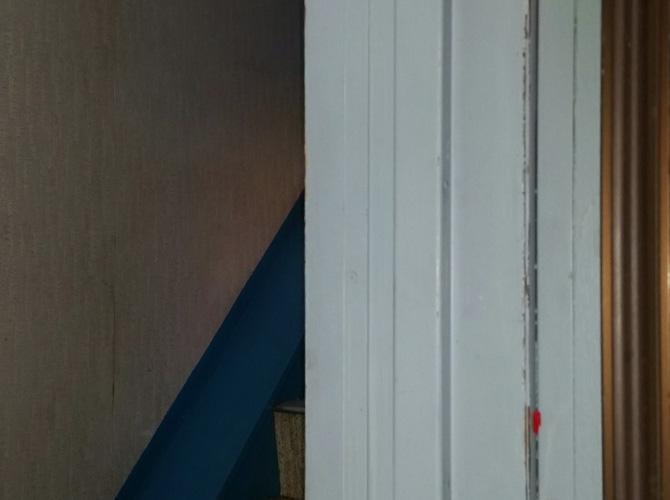 東京都北区赤羽店舗の内装塗装工事の施工前