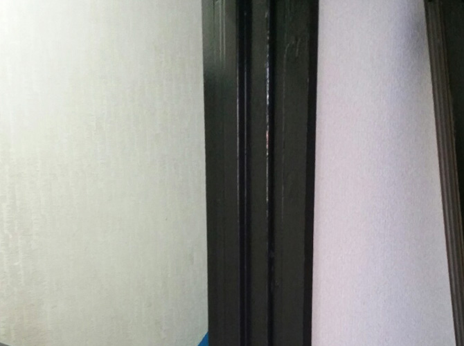 東京都北区赤羽店舗の内装塗装工事の施工後