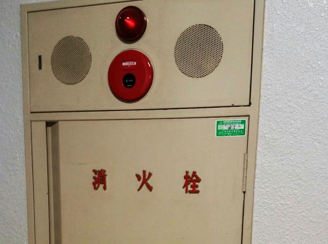 横浜市マンションの消火栓サビ止め塗装工事の施工前