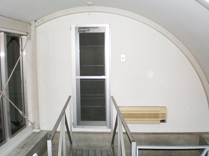 東京都目黒区アパートの内装塗装施工後画像