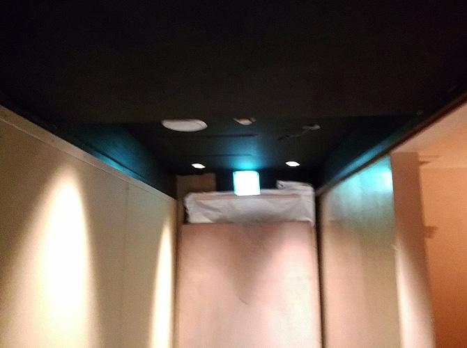 東京都中央区八重洲店舗の内装塗装工事の施工後