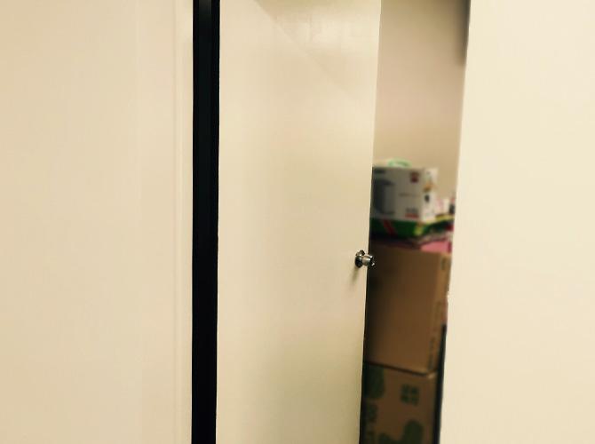 東京都渋谷区大学キャンパス内の内装塗装工事の施工後