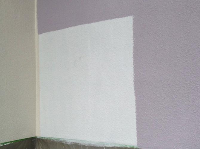 今回の外壁の色は2色使用しています。