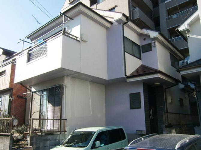 外壁や屋根の他に雨樋など付帯部の塗装もお任せ下さい。