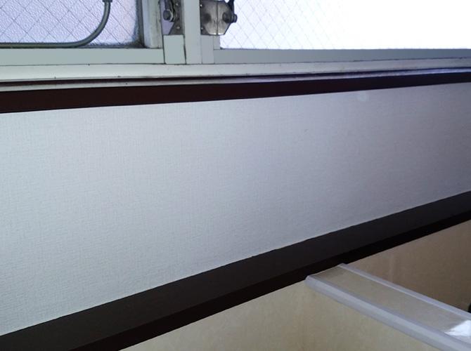 店舗の木部塗装