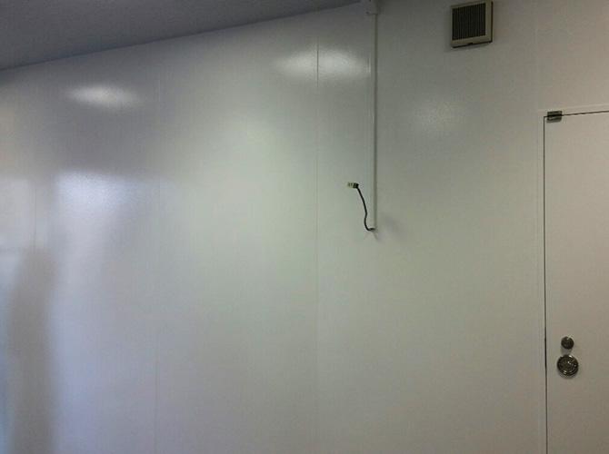 東京都台東区銀行ATM塗装工事の施工後