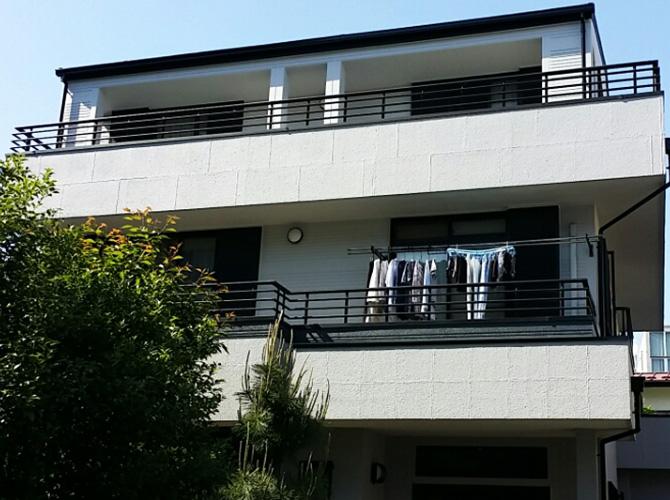 東京都練馬区の外壁塗装・屋根塗装工事の施工後
