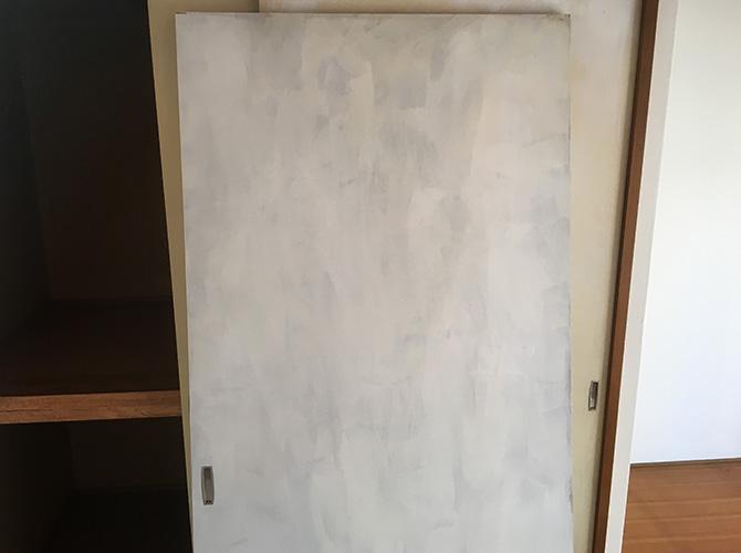 東京都足立区梅島アパートの内装塗装工事の施工前
