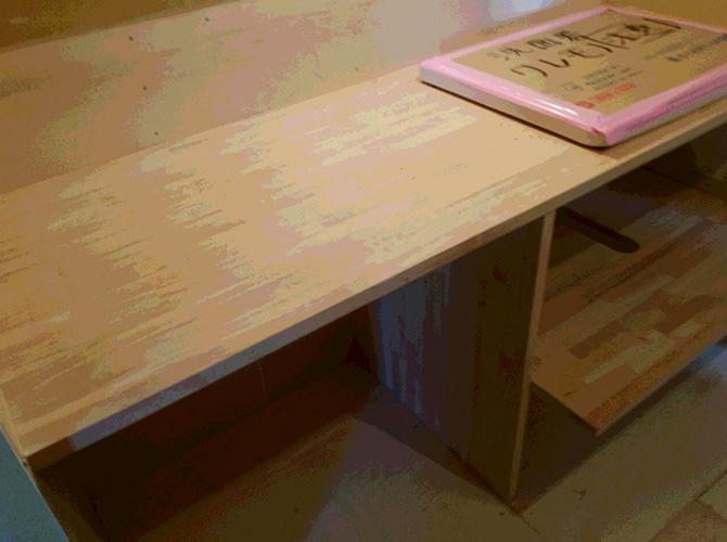 埼玉県三郷市マンションの内装塗装・木部塗装工事の施工前