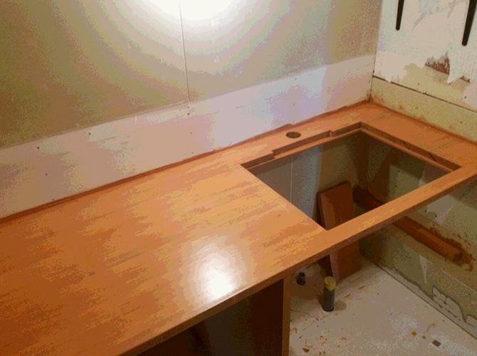 埼玉県三郷市マンションの内装塗装・木部塗装工事の施工後