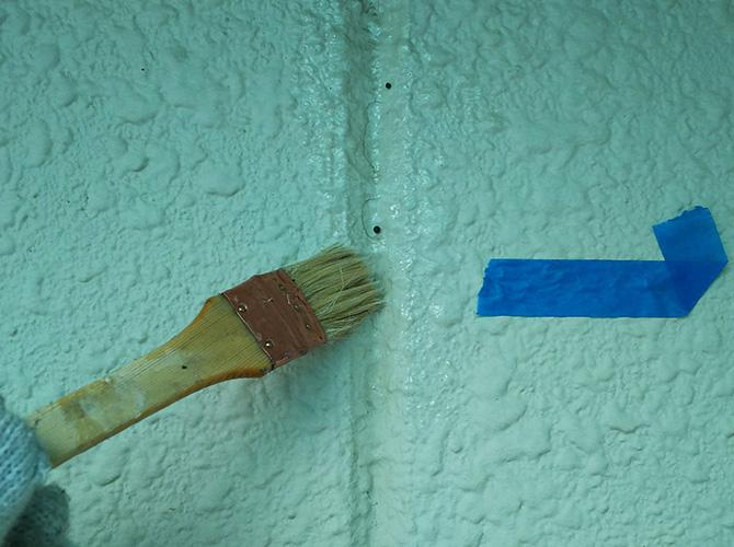 プライマーの塗布