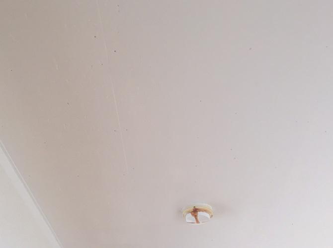 東京都練馬区マンションの天井塗装・内部塗装工事の施工後