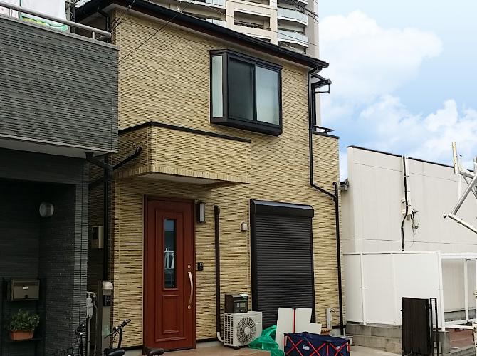 東京都足立区梅田の外壁塗装・屋根塗装工事の施工後