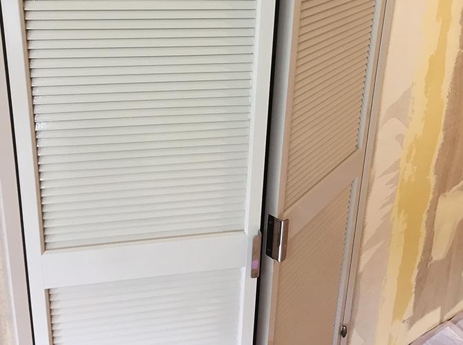 東京都昭島市マンションの内部塗装工事の施工後