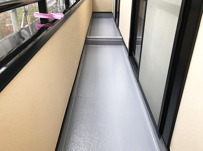 東京都足立区西新井の外壁塗装・屋根塗装工事の施工後