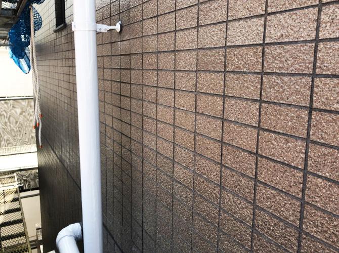 東京都杉並区の外壁塗装・付帯部塗装工事の施工後