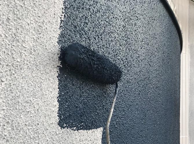 東京都足立区舎人の外壁塗装・屋根塗装工事の施工後