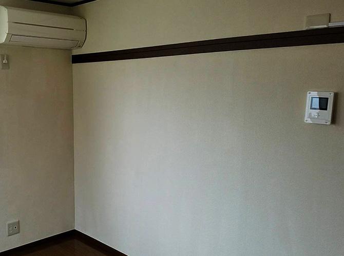 東京都世田谷区マンションの内部塗装工事の施工前