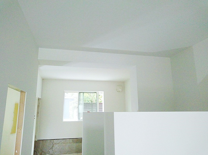 神奈川県藤沢市店舗の内部塗装工事の施工後