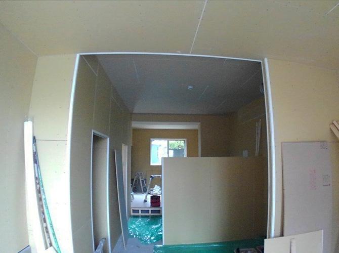 店舗塗装の施工前