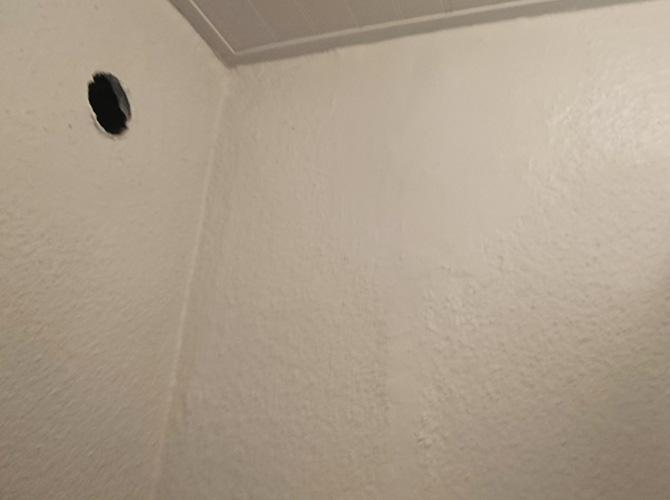 浴室塗装の完了後