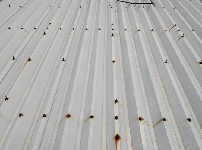 長野県上田市アパートの外壁塗装・屋根塗装工事の施工前