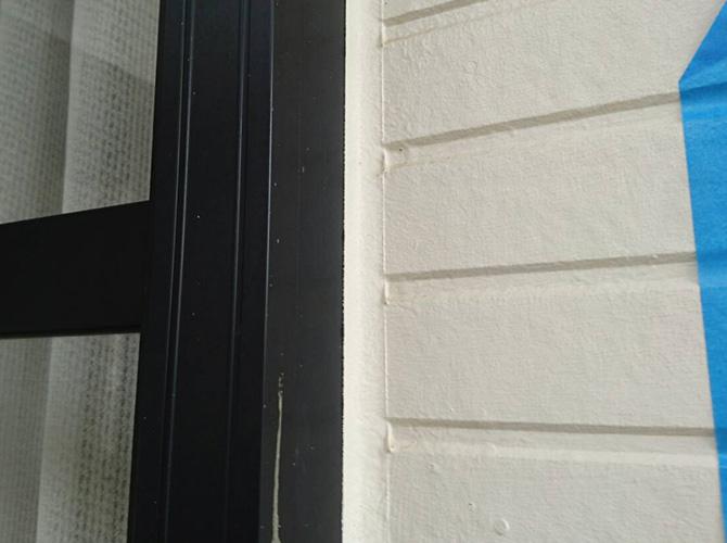 窓廻りの施工前