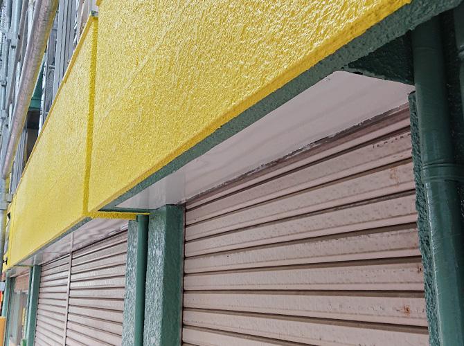 黄色と緑の組み合わせ