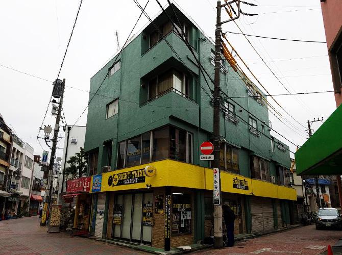 東京都中野区マンションの外壁塗装・屋上防水工事の施工後