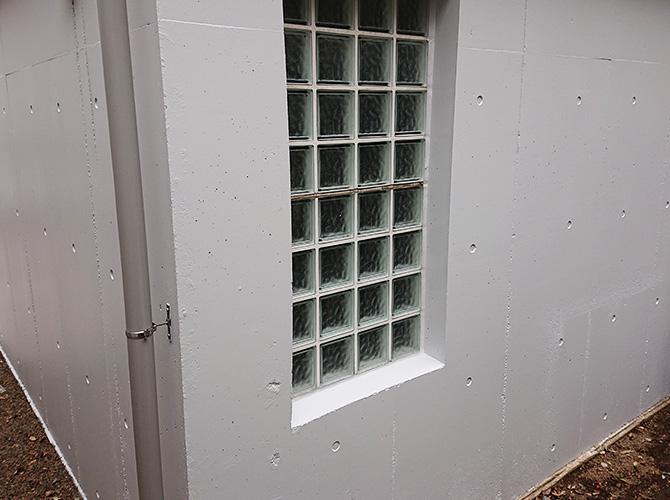 外壁塗装の完了後
