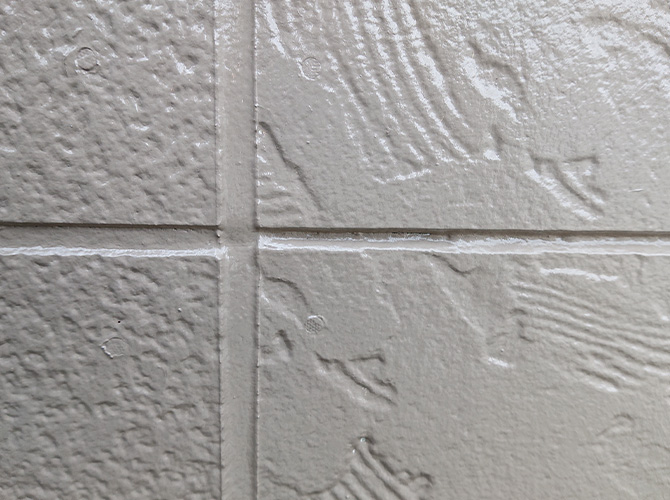外壁塗装の施工後