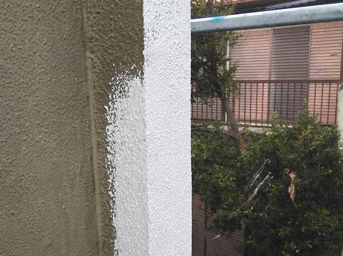 外壁下地補修