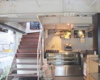 建物種別:店舗(カフェ) 施工内容:内装塗装 施工地域:東京都港区