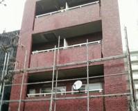 建物種別:マンション 施工内容:外壁塗装 施工地域:東京都文京区