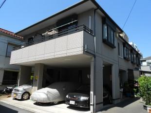 外壁塗装と屋根塗装を東京都江東区大島にて33【施工前】