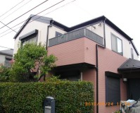 外壁塗装と屋根塗装を千葉県船橋市藤原にて29【施工後】