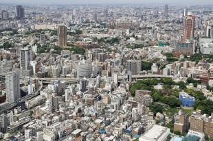 東京都江東区のビル