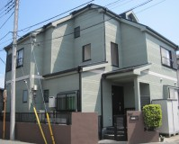 外壁塗装と屋根塗装を千葉県松戸市馬橋にて21【施工後】