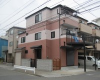外壁塗装と屋根塗装を東京都板橋区霧が丘にて32【施工後】