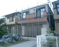 外壁塗装と屋根塗装を神奈川県横浜市鶴見区にて25【施工後】