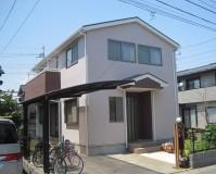 外壁塗装と屋根塗装を千葉県柏市逆井にて3【施工後】