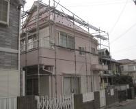 外壁塗装と屋根塗装を千葉県市川市菅野にて20【施工後】