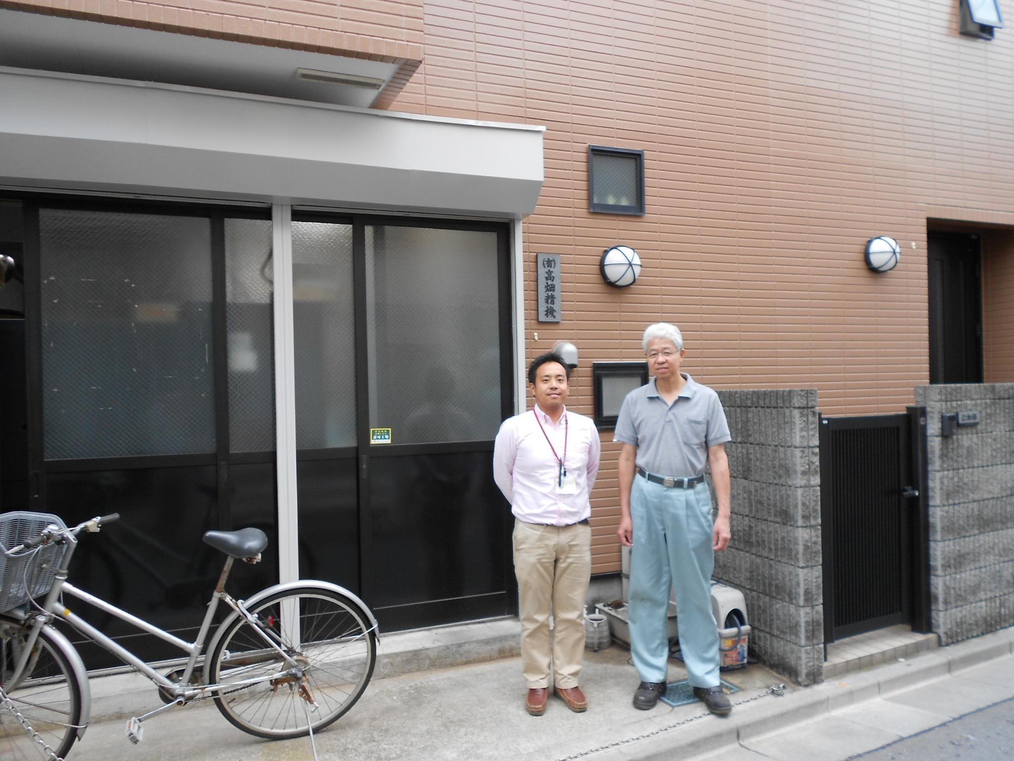 外壁塗装と屋根塗装を東京都大田区にて05【施工後】