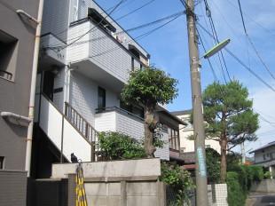 外壁塗装と屋根塗装を東京都大田区にて06【施工後2】